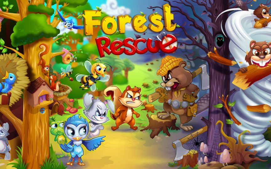 Play Forest Rescue
