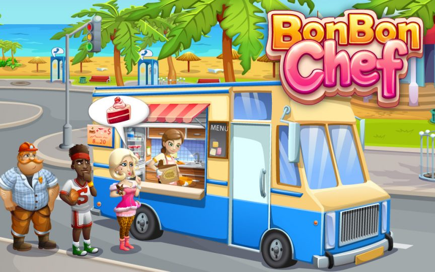 Play BonBon Chef