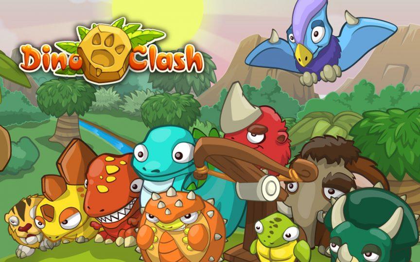 Play Dino Clash
