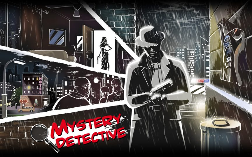 Play mystery detective
