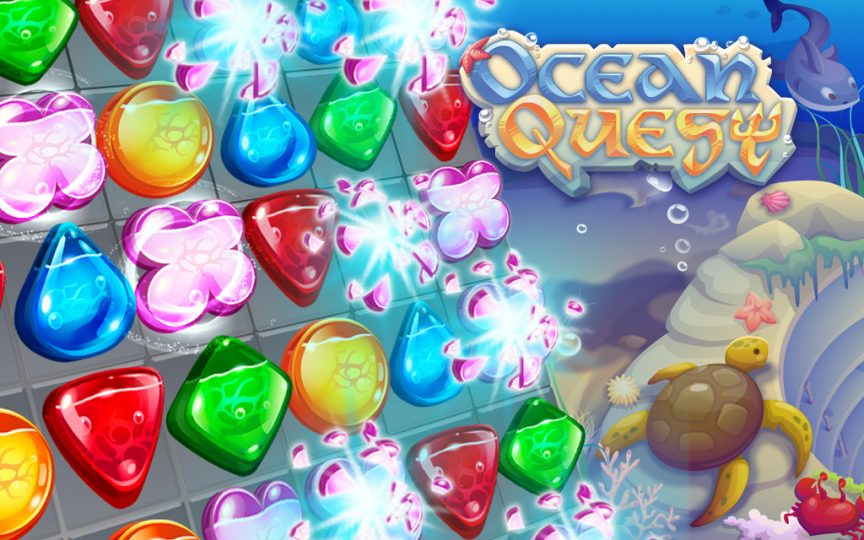 Play Ocean Quest