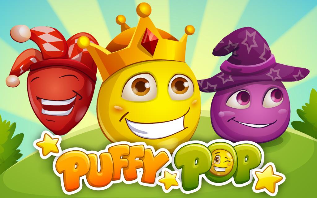 Play puffy pop