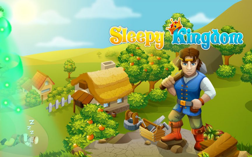 Play sleepy kingdom
