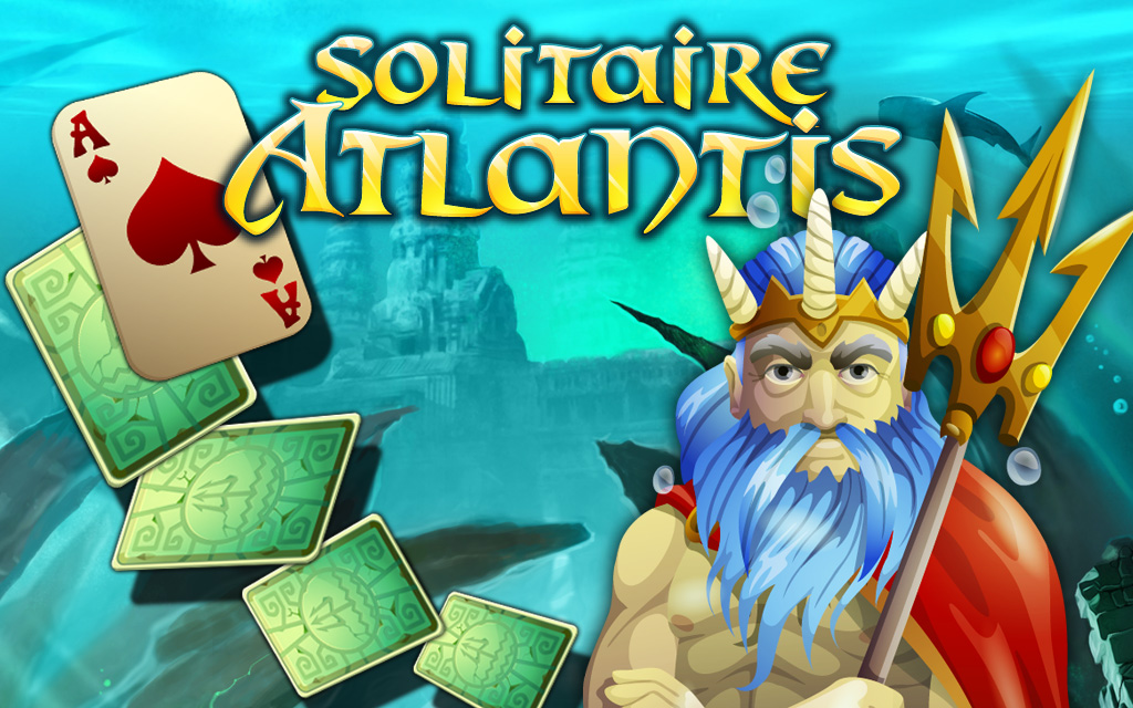 Play solitaire atlantis