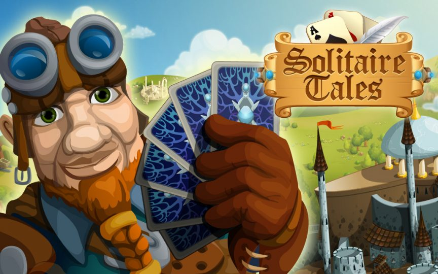 Play Solitaire Tales