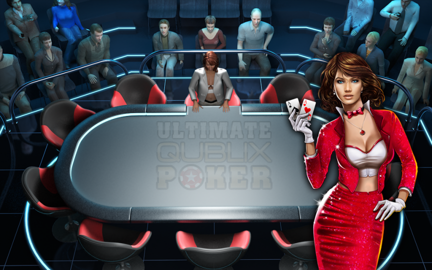 Play Qublix Poker