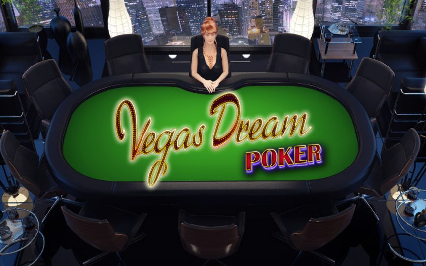 Play Vegas Dream Poker