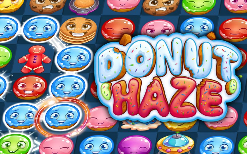 Donut Haze Facebook